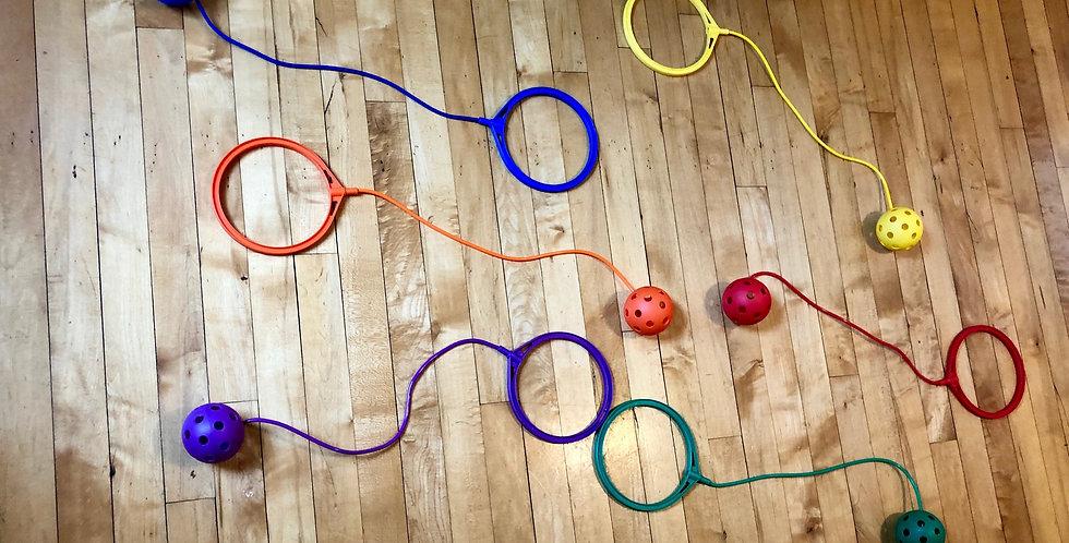 6 and Up: Skip Swing Ball Set