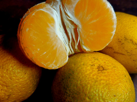 Of Satsumas and Secrets