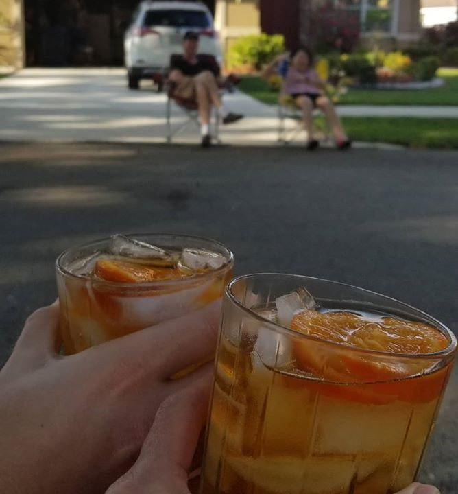 Cheers to Our Neighbors