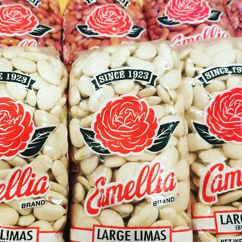 Camellia brand large limas