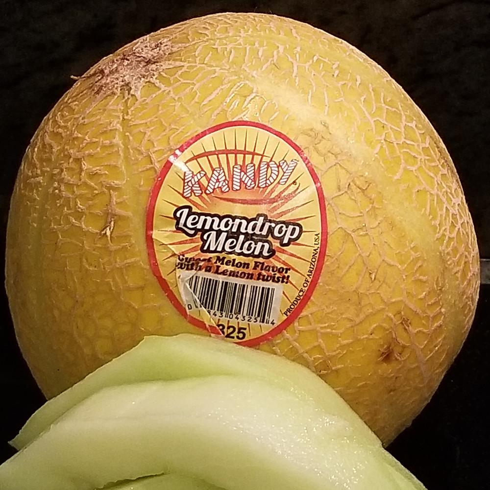Lemon Drop Melon
