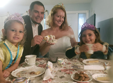 The Traveling Tea Party