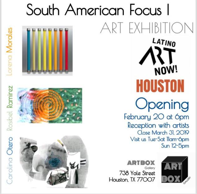 South American Focus Exhibit
