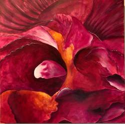 Sutil Fragancia. Acrylic On Canvas