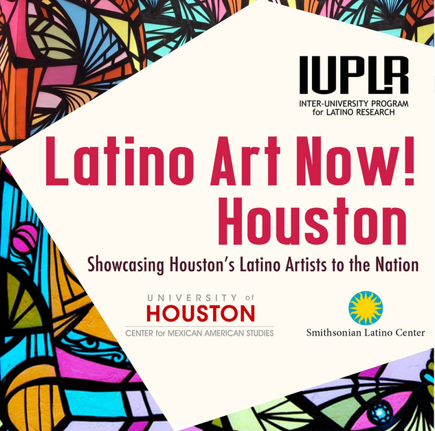 Our artists are proud to be part of Spring of Latino Art Now!