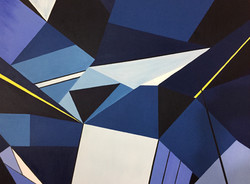Geometric Abstraction Series 6