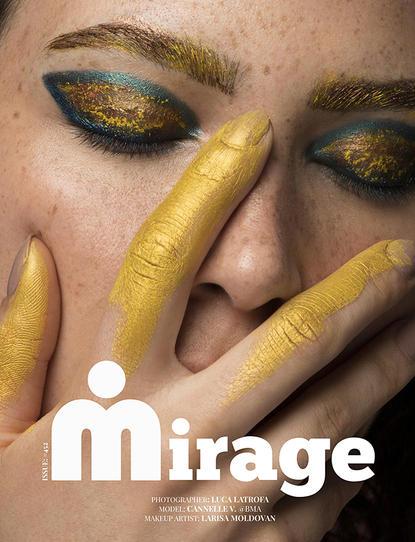 COVER IMIRAGE MAGAZINE
