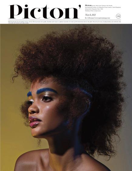 Cover Picton' Magazine Vol.4
