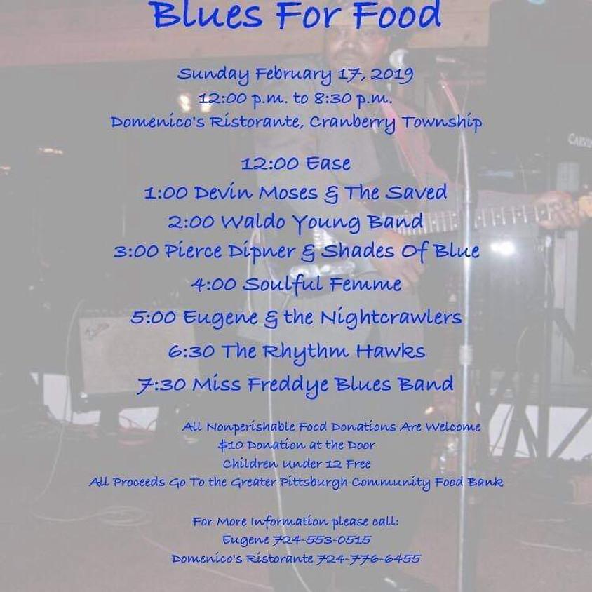 Eugene Morgan's Blues For Food