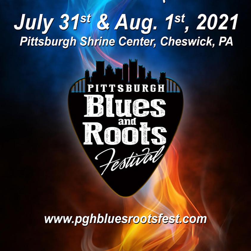 2021 Pittsburgh Blues Festival