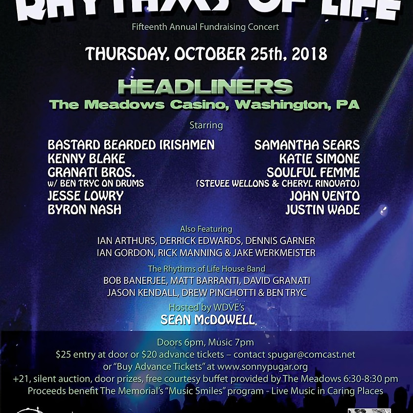 Sonny Pugar's Rhythms of Life