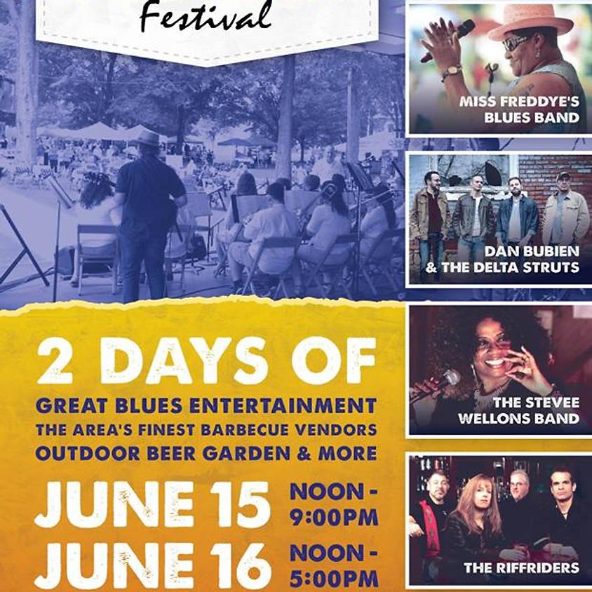 Franklin Blues & BBQ Festival