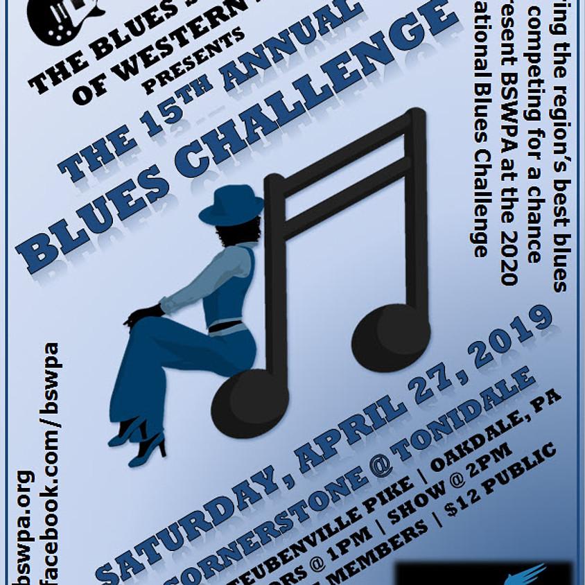 2019 BSWPA Blues Challenge