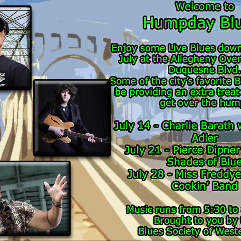 Humpday Blues - Charlie Barath & Jimmy Adler