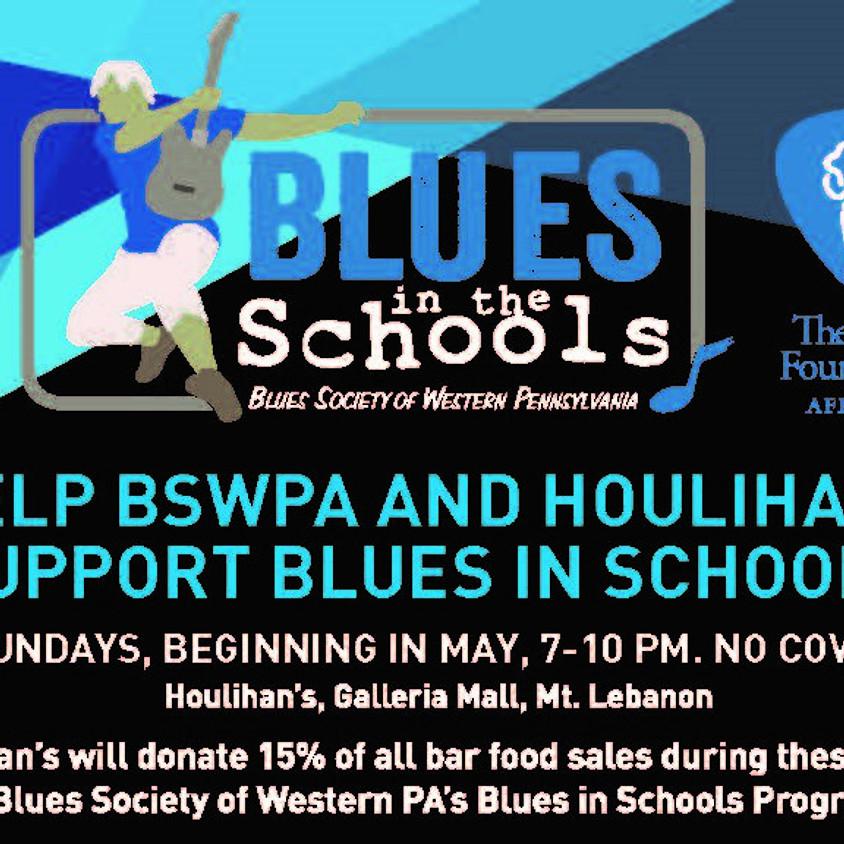 Blues Sundays at Houlihan's South Hills