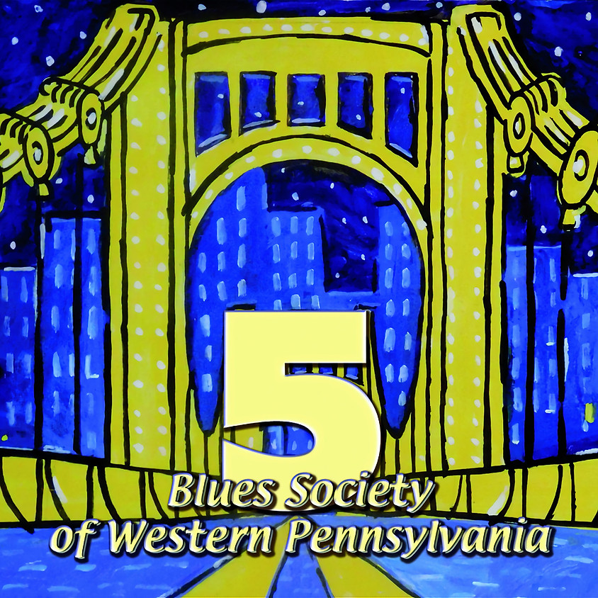 Blues from the Burgh 5 CD Release Party