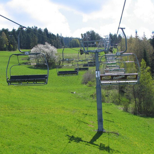 """Stacja narciarska """"Dwie Doliny"""""""