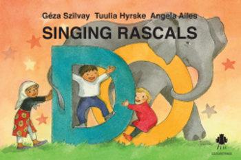 Singing Rascals Orange Songbook