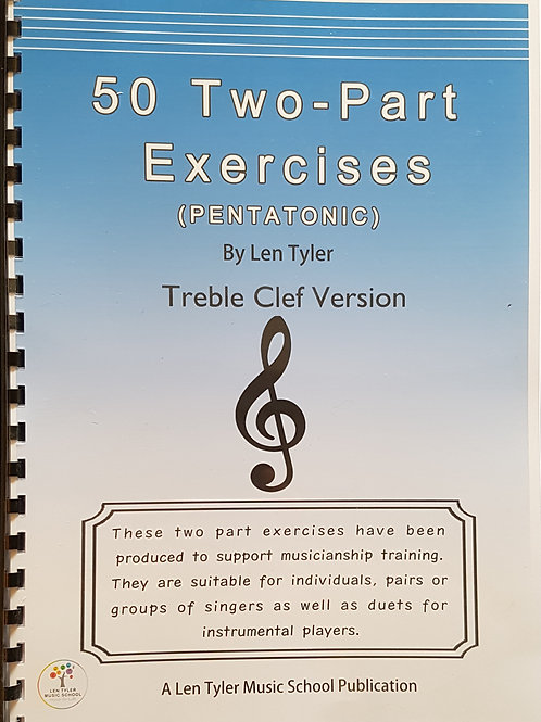 50 Two-Part Exercises by Len Tyler