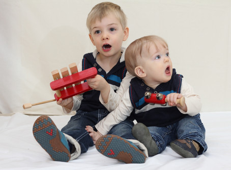What's in a Song? Six Things You Need to Know About Singing With Young Children