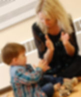 Toddlers & their parents love our music classes
