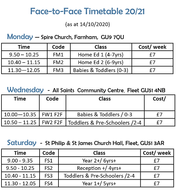 Face to Face Timetable Nov 20.png