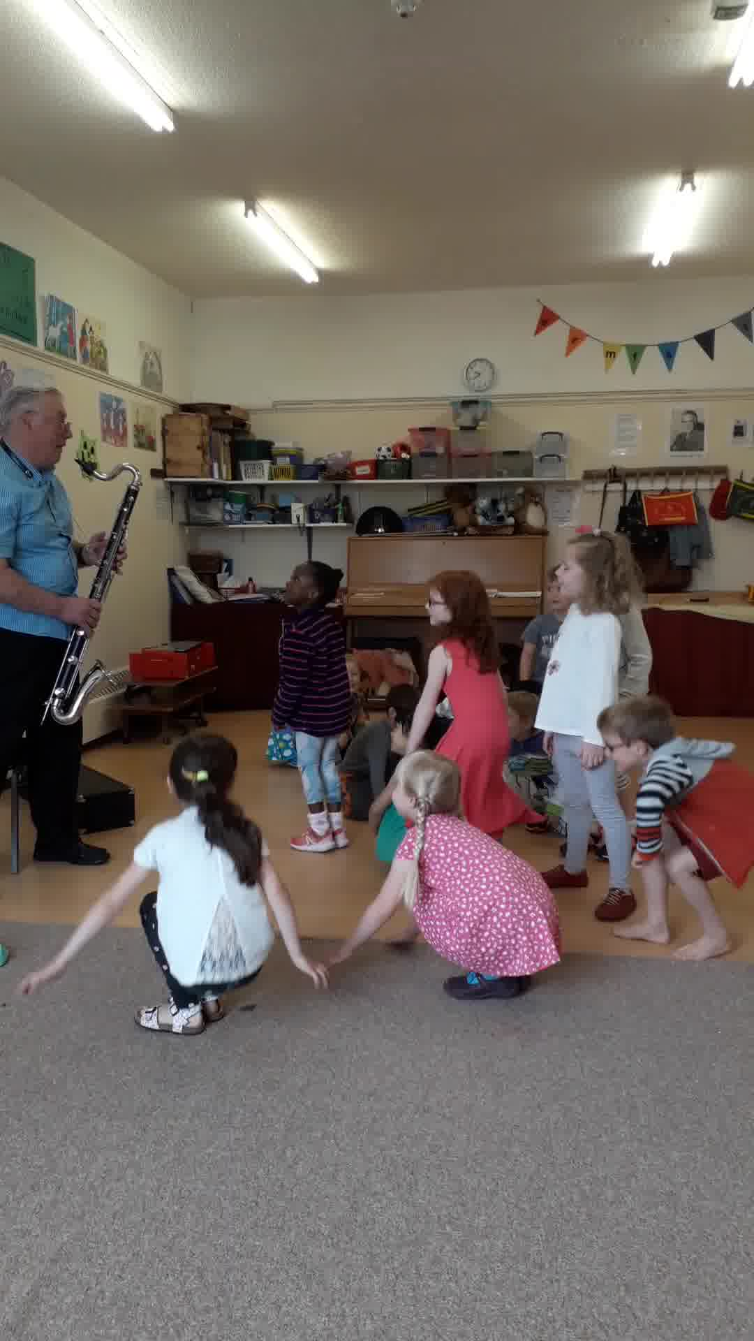 Music (and fun) for youngsters