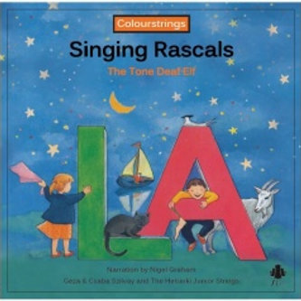 Singing Rascals La CD (Dark Blue)