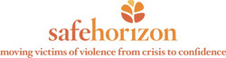 Safehorizon logo with tagline