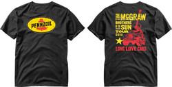 National Concert Tour T Shirts