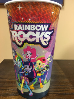 Full Color Sublimated Cup
