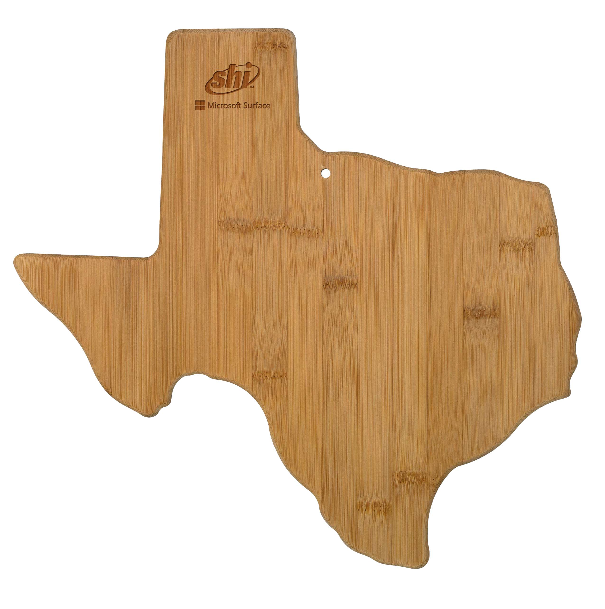 Custom Shaped Embossed Cutting Board