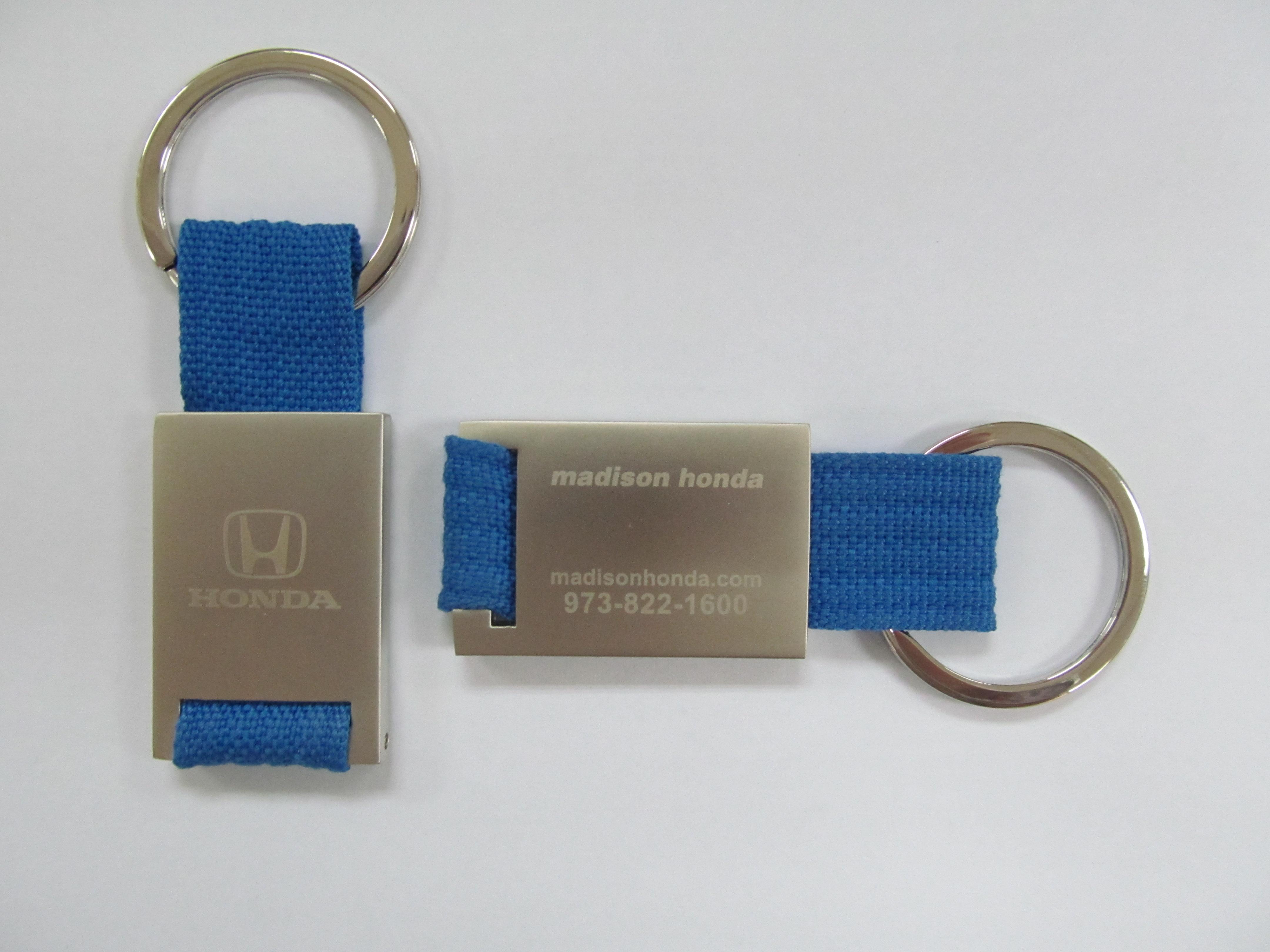 Custom Overseas Keychains