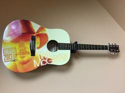 Custom Design Guitar