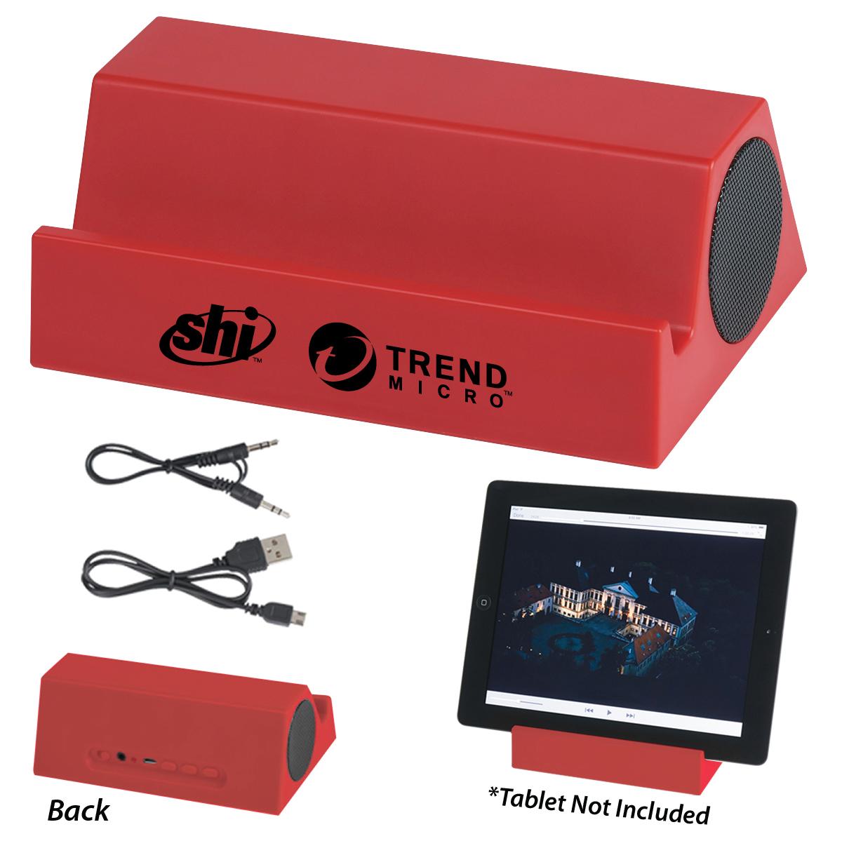 Speaker & Tablet Stand