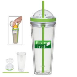Juice infused Tumbler