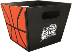 Basket with Basketball Siding