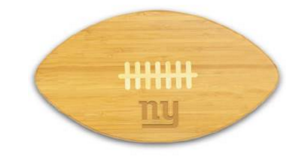 Licensed Cutting Board
