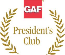 GAF President's Club
