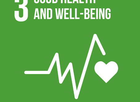 European Sustainable Development Week: 3 Good Health & Wellbeing