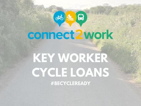 Key Worker Cycle Loan Scheme