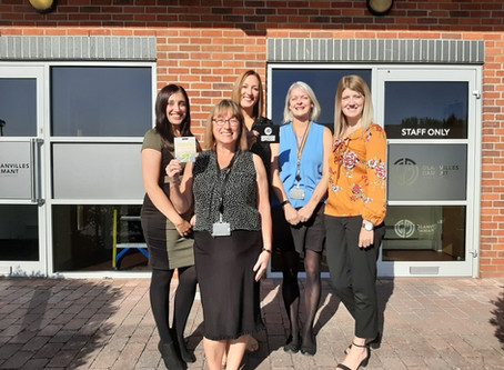 Workplace Walking Challenge Summer Winners Announced!