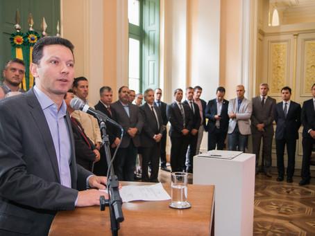 Assinado financiamento que viabiliza retomada das obras da Copa