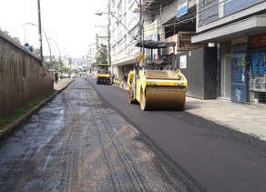 Asfalto novo: Porto Alegre tem o maior investimento da história em recuperação de ruas e avenidas