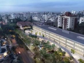 Liberado empreendimento na Bela Vista que restaurará prédios históricos da IELB