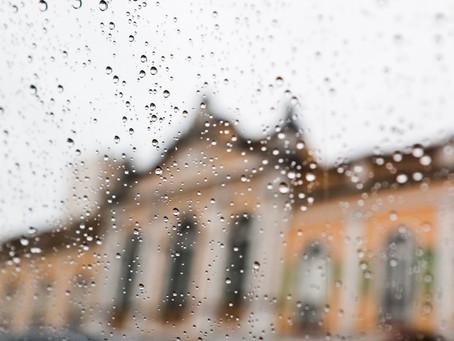 Alerta para semana de chuva em Porto Alegre