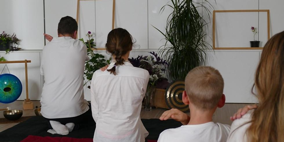 Stage bols tibétains et Do In ( auto massage)