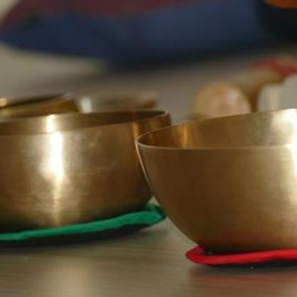Stage  bols tibétains  et Do In (Auto massages)
