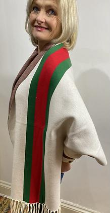 Designer Cardi Wrap in two colours
