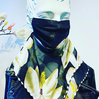 Lilly Scarf Face Mask